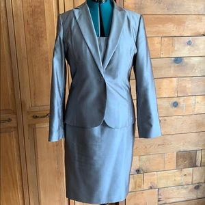 Three piece suit, Calvin Klien size 10